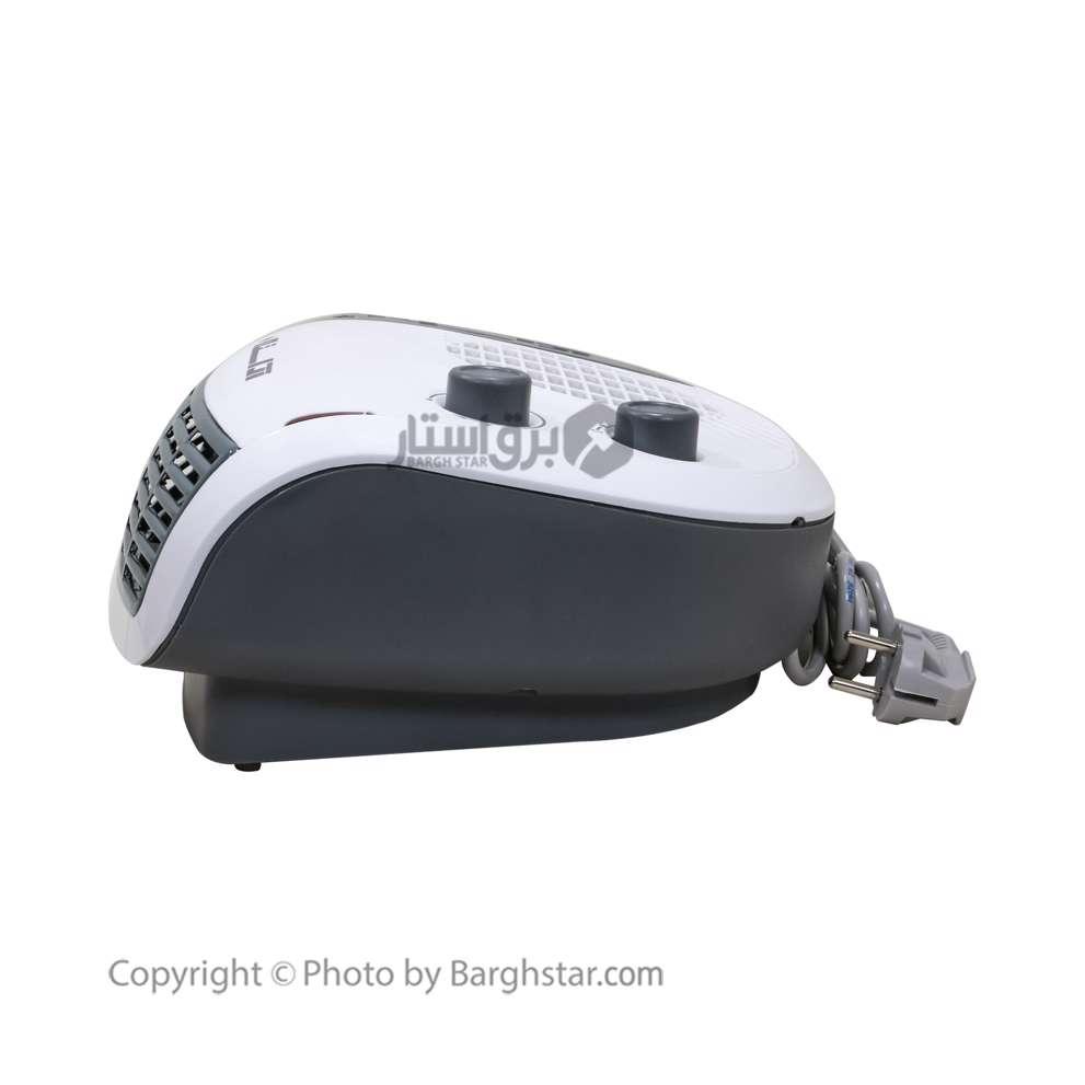 بخاری رومیزی فن دار آراسته مدل FHA2000