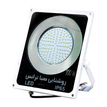 پروژکتور SMD صبا ترانس 100 وات مدل خورشیدی
